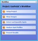 Workflow Panel
